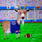 Super Bowl goat