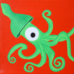 Green Squid